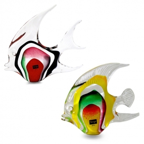 Annie Angel Fish Medium 14cm
