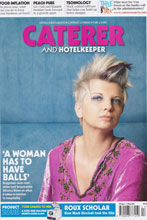 Caterer Hotel Keeper May 2011 Cover