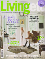 Living Etc - Cover